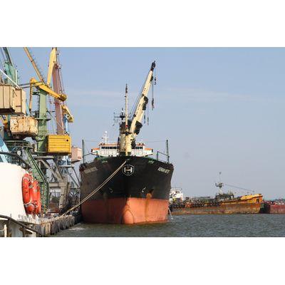 Бункеровка судов в Бердянске 12 тонн