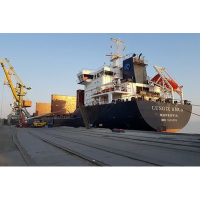 Бункеровка судов в Бердянске 36 тонн